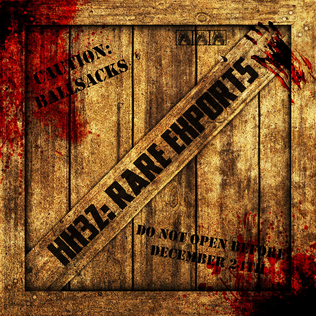 Hammered Horror 32: Rare Exports
