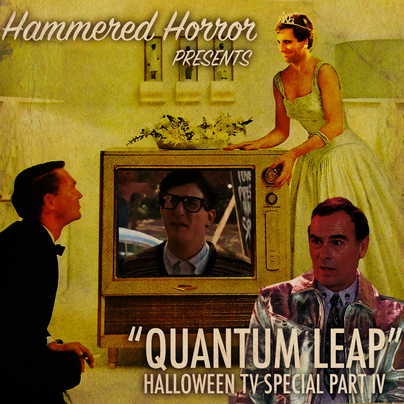 Hammered Horror 40: Quantum Leap