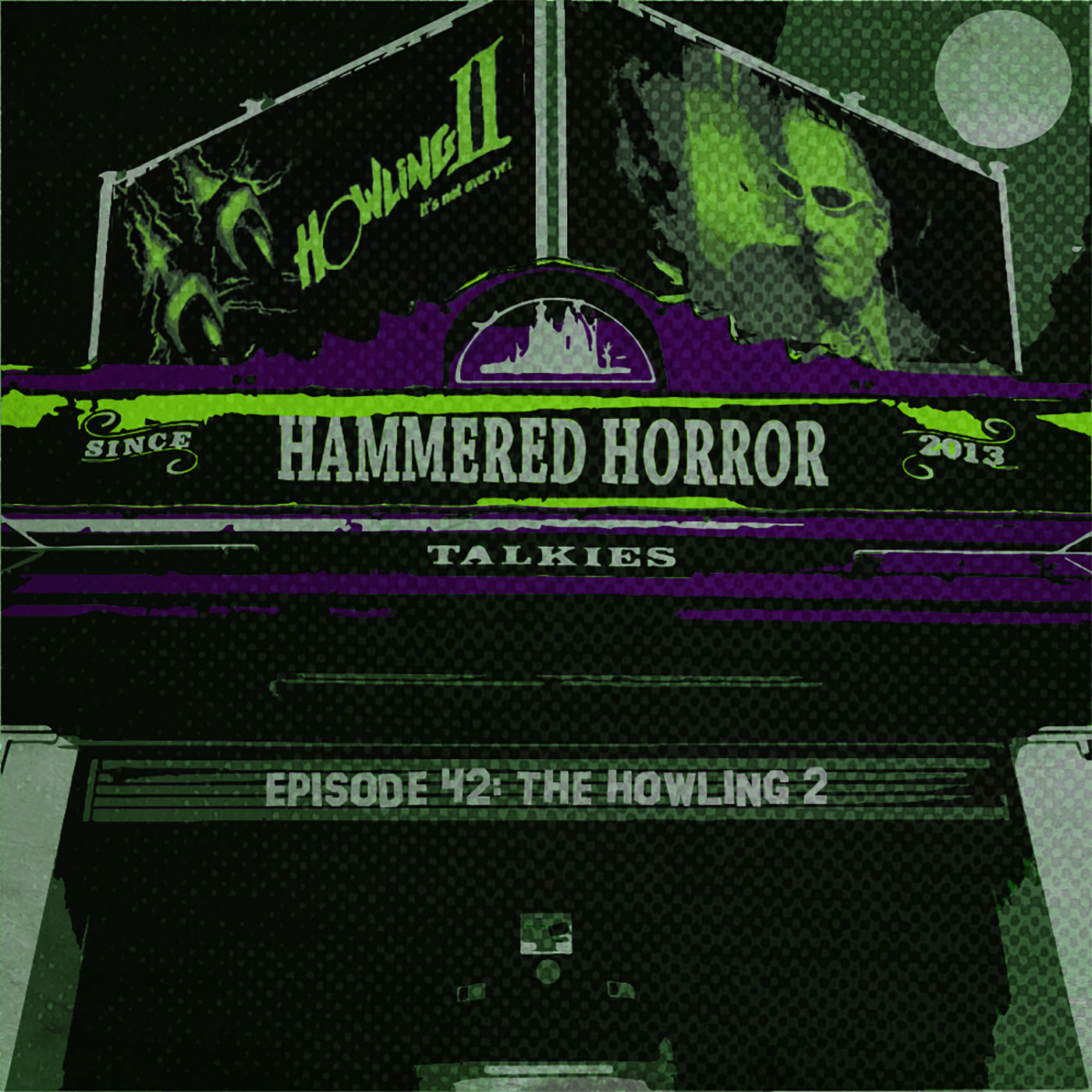 Hammered Horror 42: The Howling 2