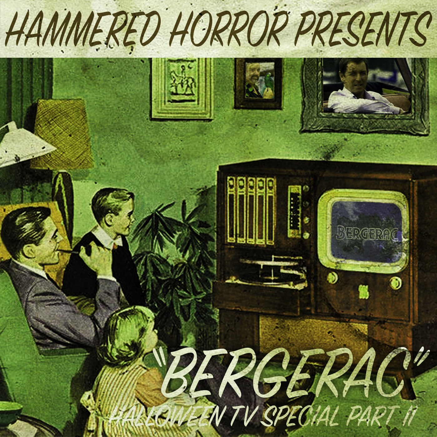 Hammered Horror 38: Bergerac