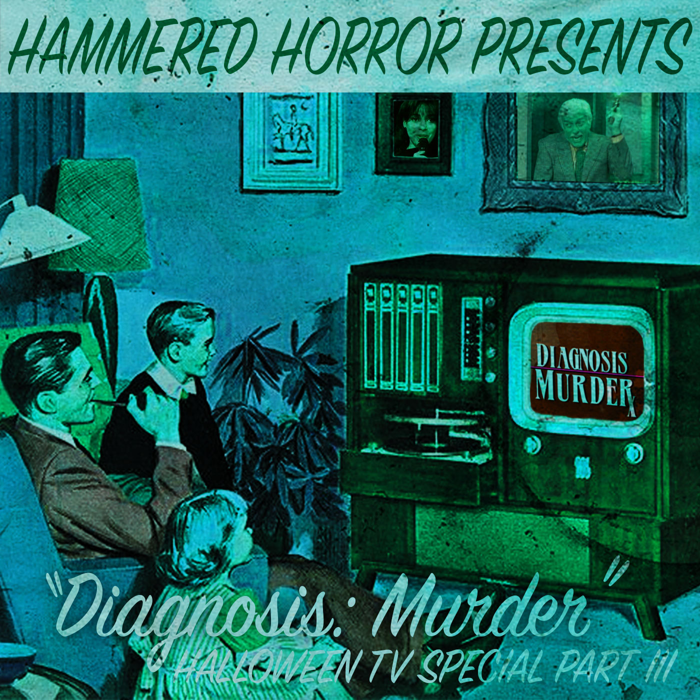 Hammered Horror 39: Diagnosis: Murder