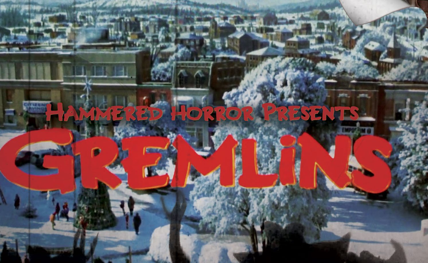 Hammered Horror 41: Gremlins